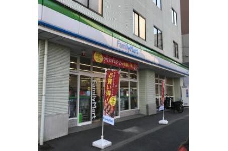 ファミリーマート新横浜店の画像