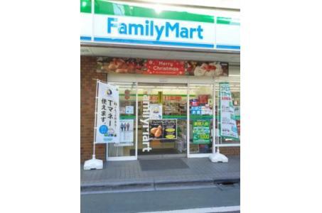 ファミリーマート井の頭四丁目店の画像