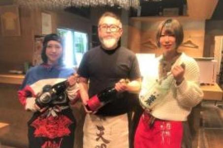 日本酒バルChintaraの画像