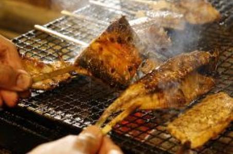 炭火焼魚肉食堂 こがね屋の画像